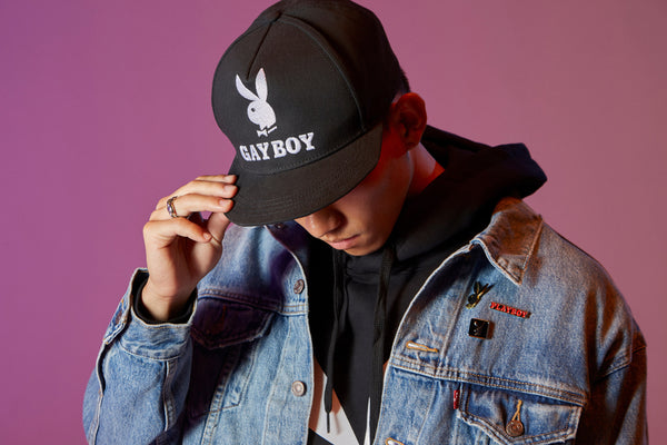 Playboy x Moschino Gayboy Hat