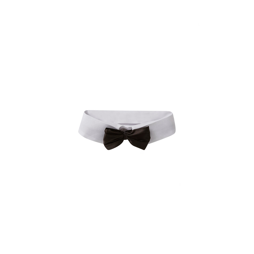 The Official Playboy Bunny Bowtie and Collar Set
