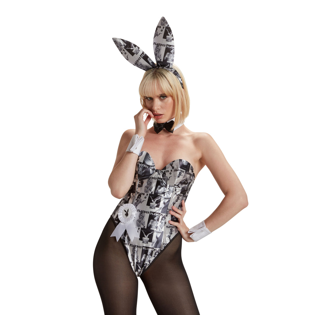 The Official Playboy Bunny Costume, Iconic Covers