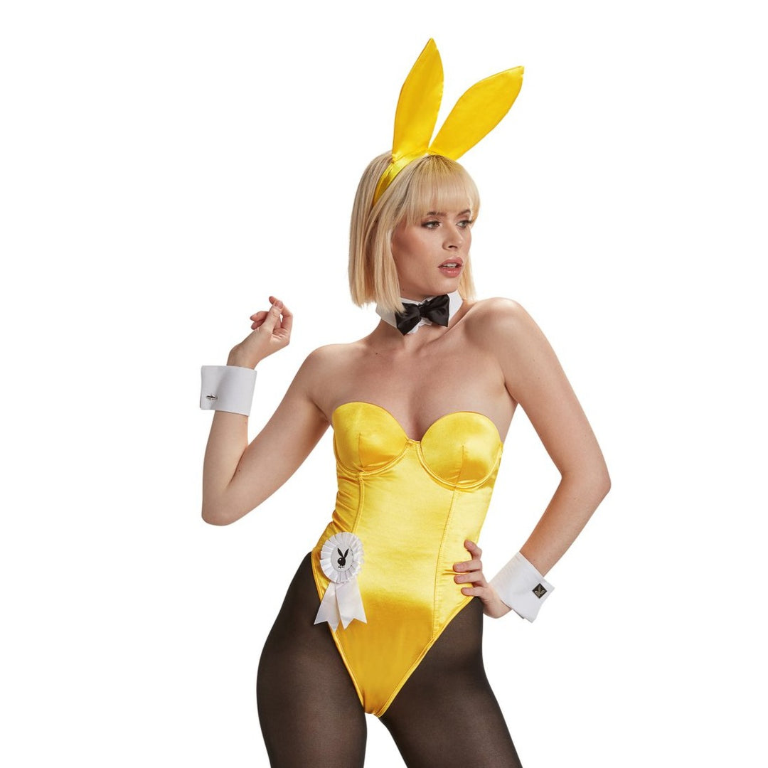 The Official Playboy Bunny Costume, Yellow
