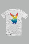 Pride Rainbow Rabbit Tee