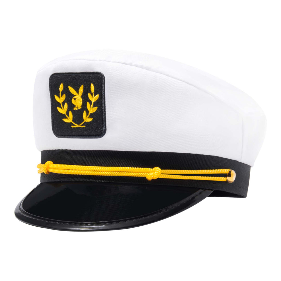 The Official Playboy Captain's Hat