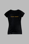 Women's Wildest Dreams Tee Black