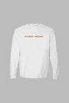 Wildest Dreams Long Sleeve Tee White