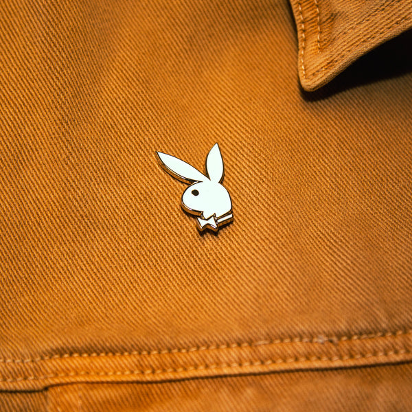 The Rabbit Head Pin