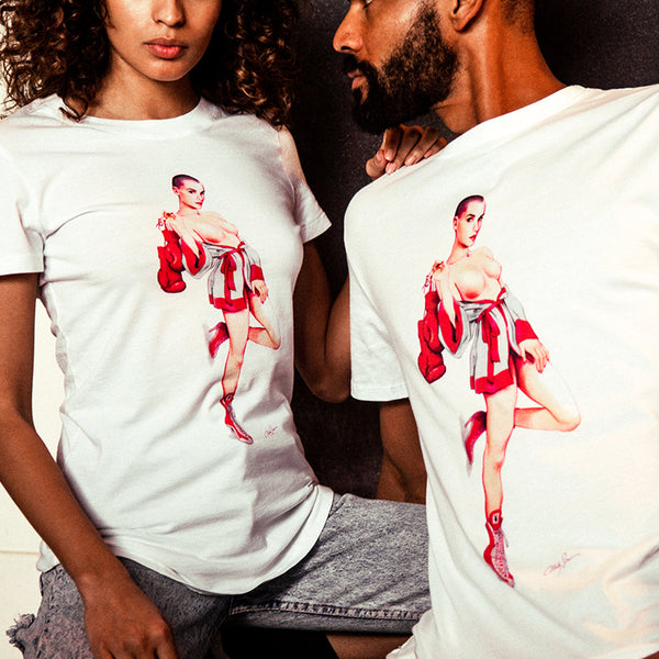 Playmate T-shirt: Vendela