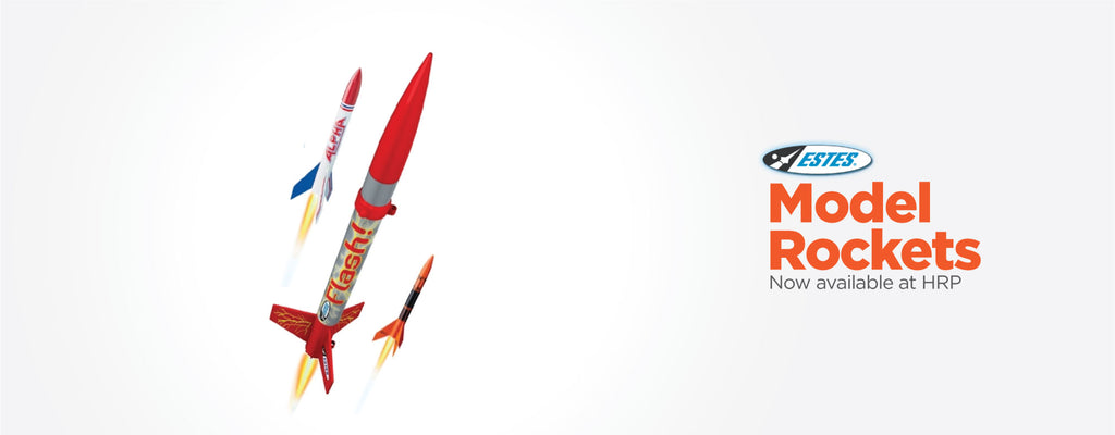 Estes Rockets - Hobby Recreation Products
