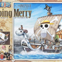 Bandai - Going Merry Boat Plastic Model Kit