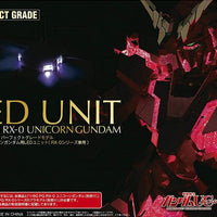 BANDAI - RX-0 Unicorn Gundam Led Unit PG 1/60 Model Kit
