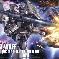 Bandai - YMS-03 Waff HG 1/144 Plastic Model Kit