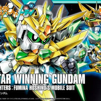 Bandai - #30 Gundam Build Fighters Star Winning Gundam SDBF Model Kit