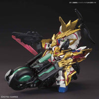 Bandai - Trinity Bike Model Kit, from SD Sangoku Soketsuden