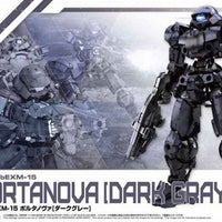 Bandai - 30mm 1/144 Bexm-15 Portanova Model Kit, Dark Gray