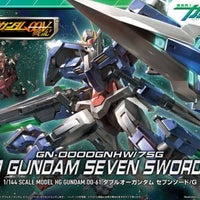 Bandai - HG00 00 Gundam Seven Sword/G 1/144 Model Kit