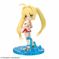 Bandai - Petitrits Caster / Nero Claudius Model Kit, from Fate Series