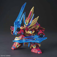 Bandai - Zhang Liao Sazabi Model Kit, from SD Sangoku Soketsuden