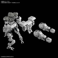 "Bandai - #18 30mm Bexm-15 Portanova Space Type Gray Model Kit, from ""30 Minute Missions"""