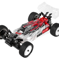 Corally - 1/10 SBX-410 4WD Off Road Competition Buggy Kit (No Wheels, Tires, or Electronics)
