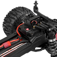Corally - 1/10 Triton XP 2WD Monster Truck Brushless RTR (No Battery or Charger)
