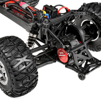 Corally - 1/10 Moxoo XP 2WD Off Road Truck Brushed RTR (No Battery or Charger)