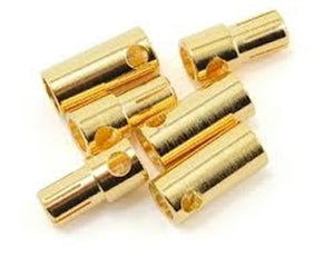 CSECCBUL553-5.5mm-Bullet-Connectors