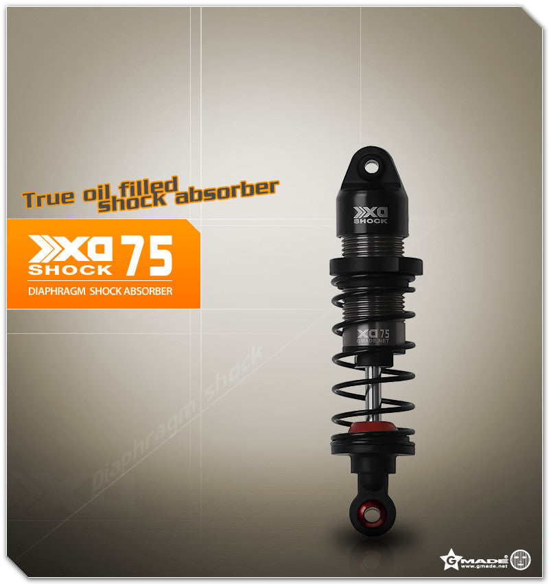 GMA22307-Xd-Diaphragm-Shock-75mm