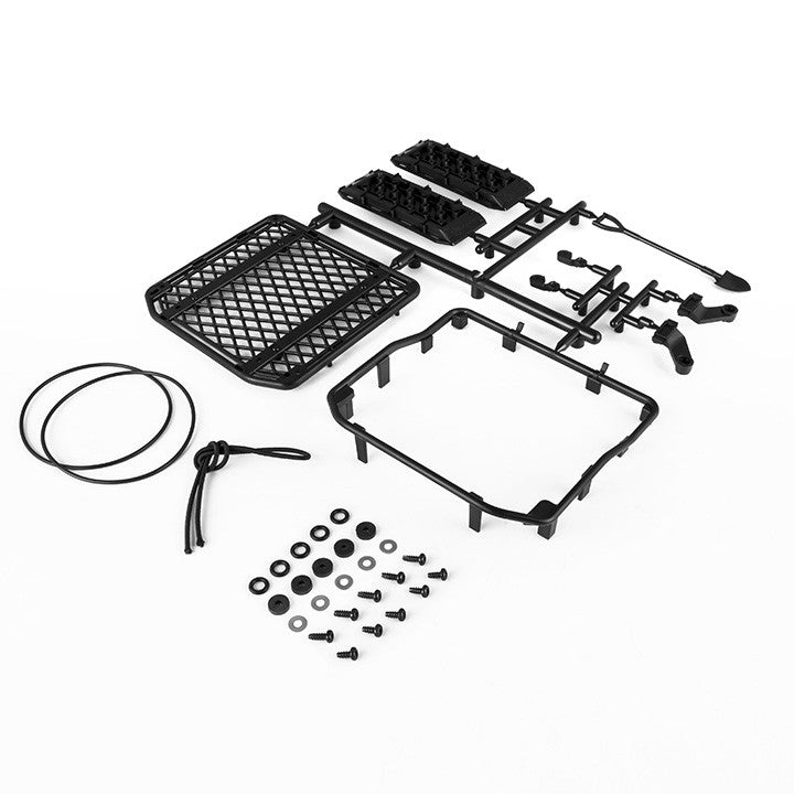 10 Scale Off Road Roof Rack Accessories