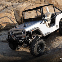 Gmade - SAWBACK 4LS, GS01 4WD Off-Road Vehicle Kit.