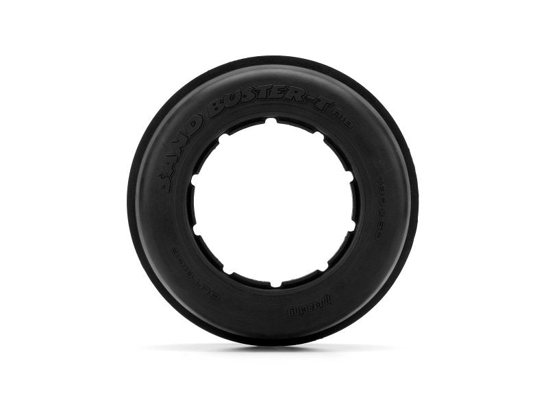 2 Hpi4821 Hpi Racing Sand Buster-t Rib Tires M Compound