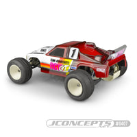 J Concepts - Team Associated RC10GT Authentic Body (#6131)
