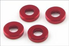 KYO97042-15R-Red-Aluminum-Collar