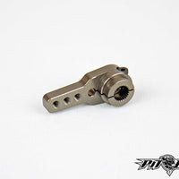 Pit Bull Tires - PBX 6061 Aluminum Servo Arm, 25 Tooth, for Savox, Futaba