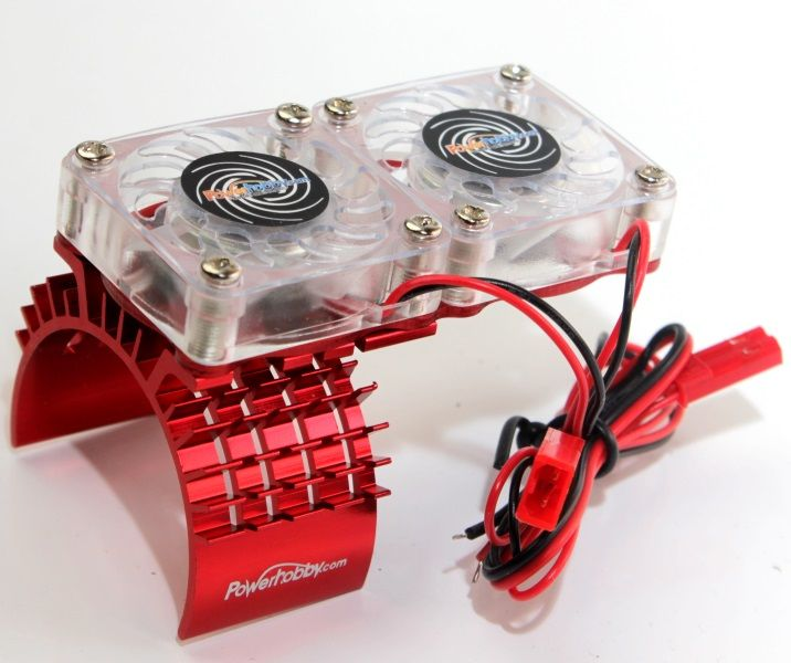 PHBFSRED-Aluminum-Cooling-Fan-Slash-4wd