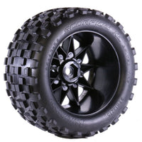 Power Hobby - Power Hobby Scorpion XL Belted Tires, w/ Viper Wheels, for Traxxas X-Maxx 8S (2pcc)