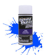 Spaz Stix - Solid Blue Aerosol Paint, 3.5oz Can