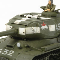 Tamiya - 1/48 Russian Heavy Tank JS-2 1944 Plastic Model Kit