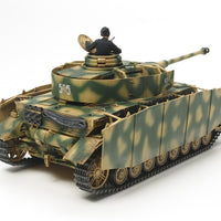 Tamiya - 1/48 German Panzer IV Ausf.H Plastic Model Kit