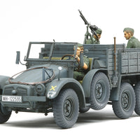 Tamiya - 1/35 German 6x4 Truck Krupp Protze Plastic Model Kit