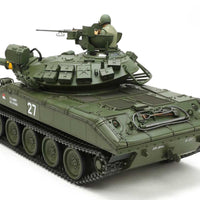 Tamiya - RC US M551 Sheridan Full Option Plastic Model Kit, Limited Edition