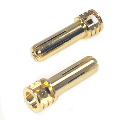 TRIREV2204-5mm-Pure-Copper-Gold-Plated