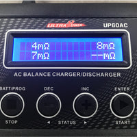 Ultra Power Technology - UP60AC 60W Multi-Chemistry AC Charger