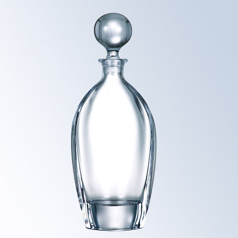 Orbit Decanter - Barone Crystal