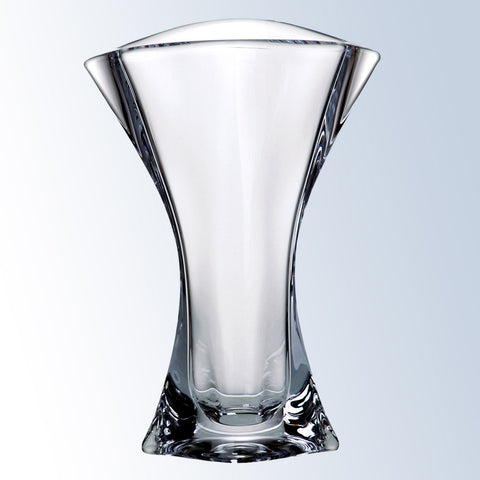 Orbit Flair Vase - Barone Crystal