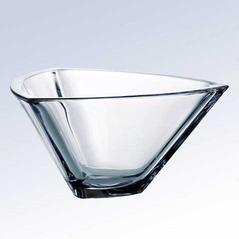 Triangle Bowl - Barone Crystal