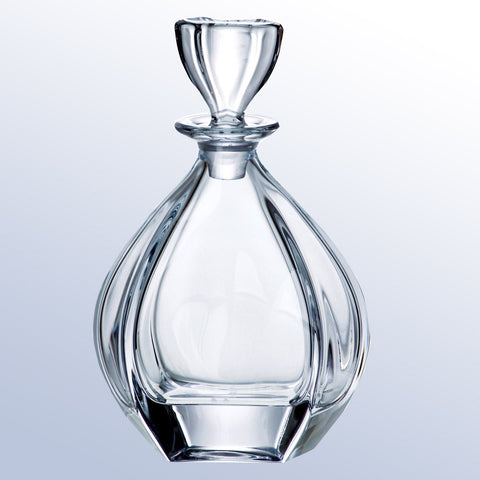 Laguna Decanter - Barone Crystal