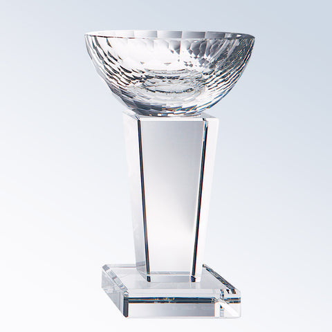 Glory Trophy Cup - Barone Crystal