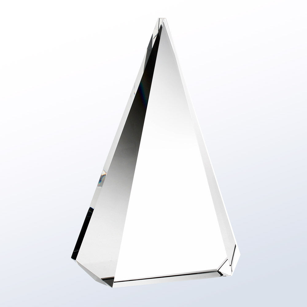 The Majestic Triangle Award - Barone Crystal