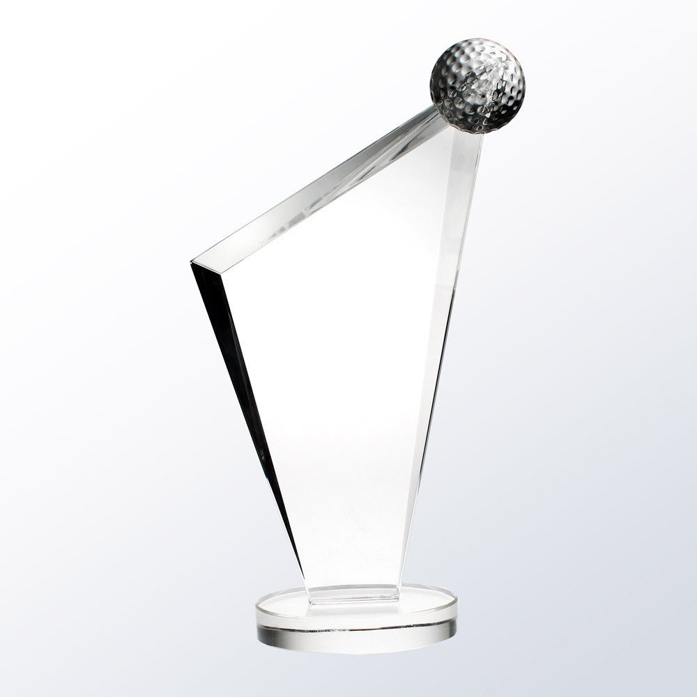 The Conception Golf Award - Barone Crystal