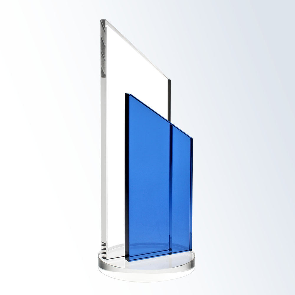 Blue Success - Barone Crystal
