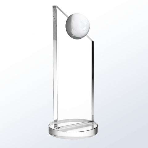 Apex Globe Award - Barone Crystal